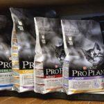 Alimentation pour chat - Croquettes Purina