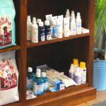 Soins et accessoires d'hygiène pour chien